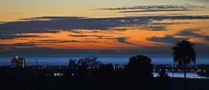 Sunset_in_Linda_Vista_(San_Diego)